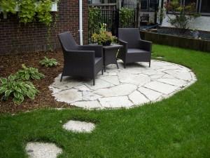 Creating a Backyard on a Budget